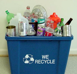 How to Use Your Blue Recycling Bin in Ottawa