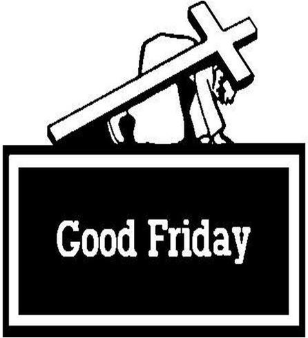 Celebrate Good Friday Holiday