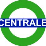 Centrale Tram Stop in London