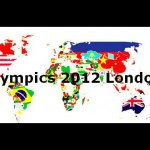 Countries Participating in Olympics 2012