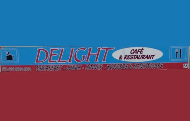 Delight cafe restaurant London