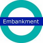 Embankment Pier London