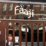 Faaji Restaurant and Wine Bar in London