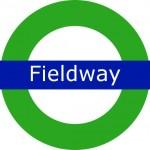 Fieldway Tram Stop London