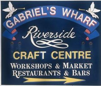 Gabriel's Wharf Shopping Centre London