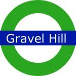Gravel Hill Tram Stop in London