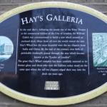 Hay's Galleria Shopping Centre London