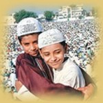 Eid Celebrations in London