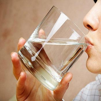 Increased Water Intake