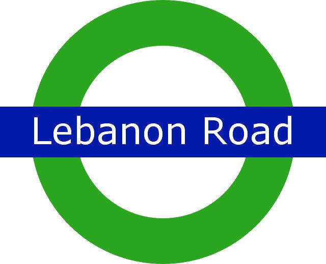 Lebanon Road Tram Station