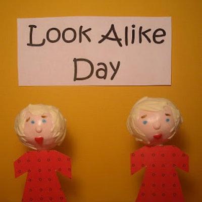 Look Alike Day