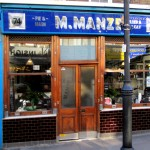 M.Manzes Restaurant in London