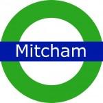 Mitcham Tram Stop London