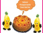 Pineapple Upside Down Cake Day