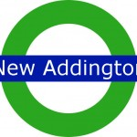 New Addington Tram Stop