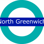 North Greenwich Pier London