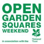 Open Garden Squares Weekend in London