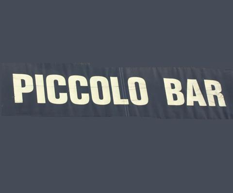 Picollo Bar Restaurant London