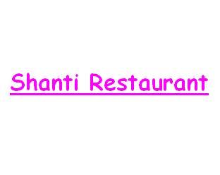 Shanti Restaurant London