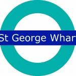 St George Wharf Pier