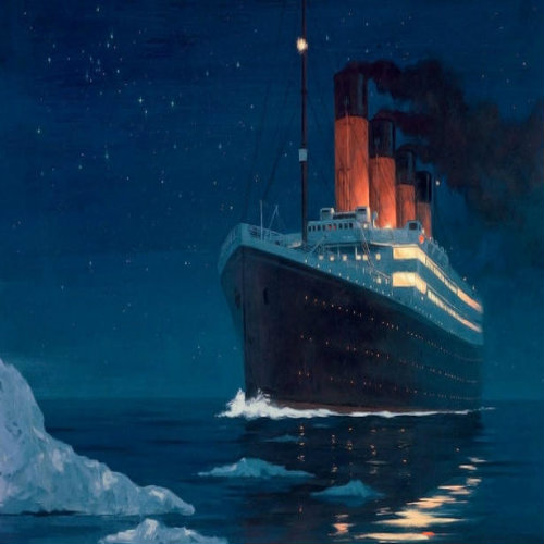Titanic Struck The Iceberg Day celebrations