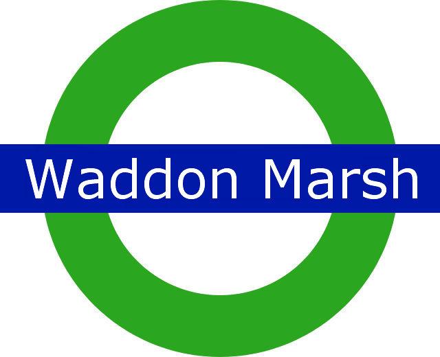 Waddon Marsh Tram Station