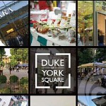 The Duke of York Square Shopping Centre London