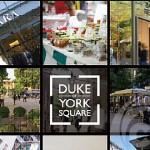 The Duke of York Square Shopping Centre London
