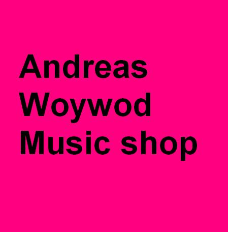 guide Andreas Woywod Music shop london