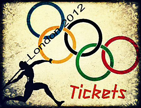 how to purchase ticket for 2012 Olympics
