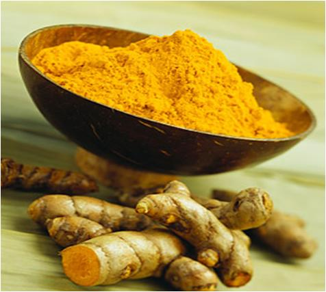 use turmeric powder