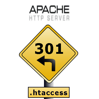 How to write a 301 redirect in htaccess