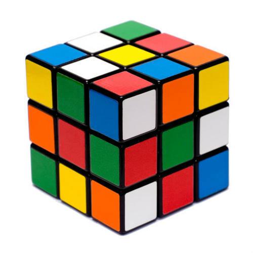 A Rubix Cube