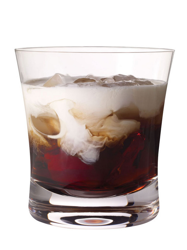 Guide about making Black And White Cocktail