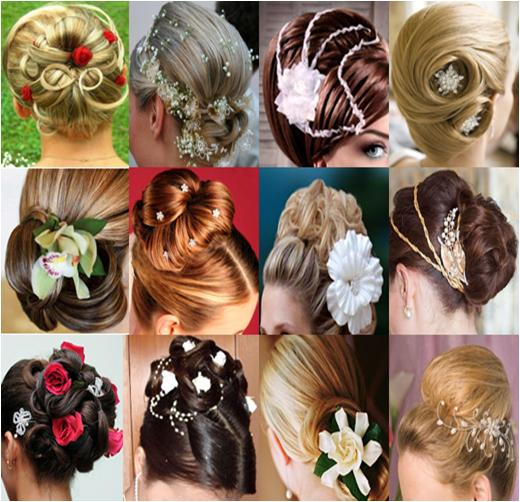 how to do a bun hairstyle for weddings step by step. Black Bedroom Furniture Sets. Home Design Ideas