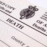How To Search Death Records In London
