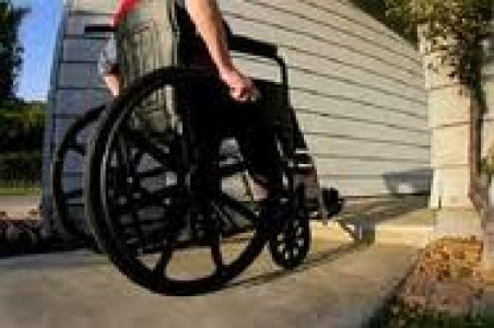 Disability Facility Grant for a Private Property