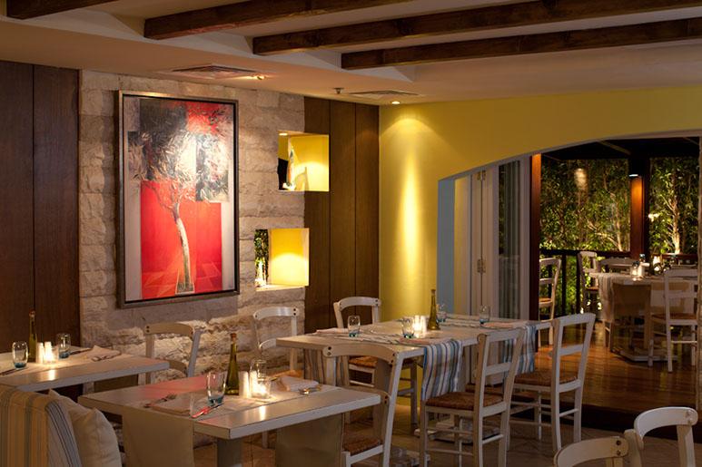 Elia Restaurant Dubai Overview