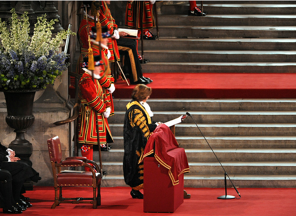 Guide about the House of lords speaker