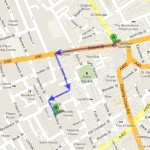 How to get to Floridita Restaurant, London