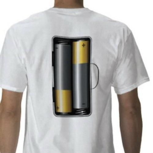 Human Battery Demonstration