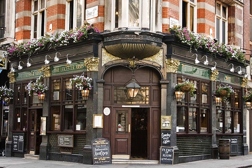 Guide about Leicester Arms bar London