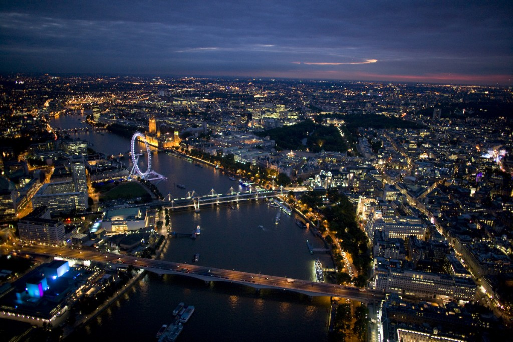 Guide about tourist attractions in London