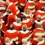 Guide about how to get in touch with Members of the House of Lords