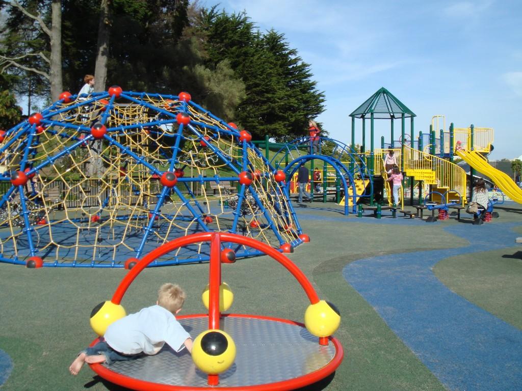 Playground Safety Day Gu