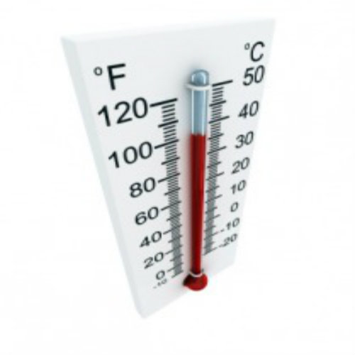 Simple Fahrenheit Thermometer