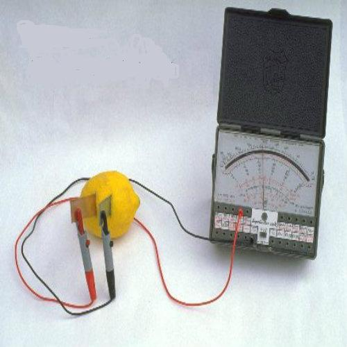 Lemon battery research papers