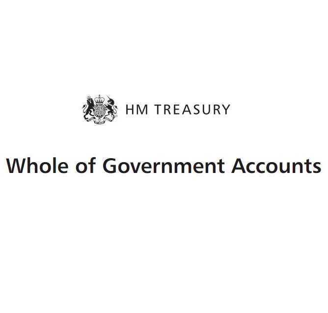 guide about Whole of Government Accounts London