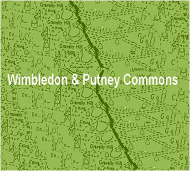 Wimbledon and Putney Commons London