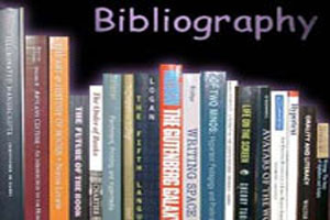 bibliography essays in a book